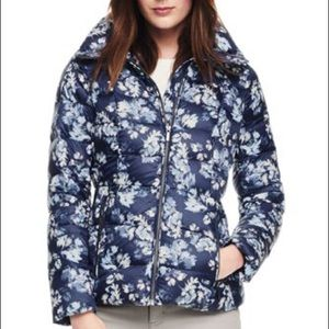 ☀️NWT Lands' End Women's Lightweight Down Jacket